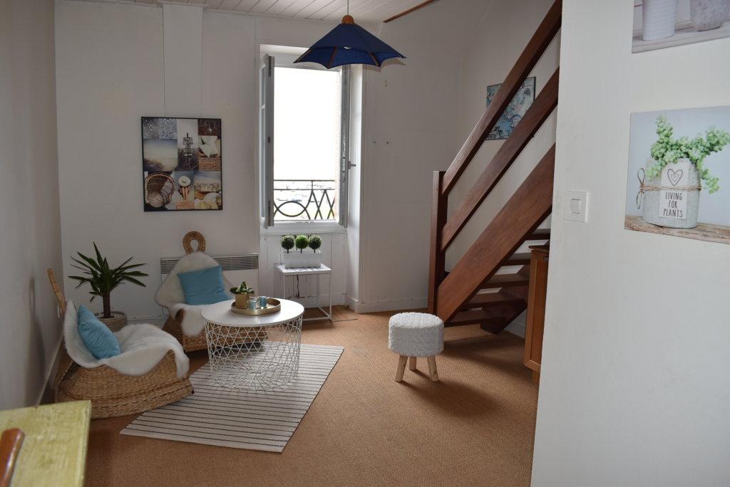 appartement duplex Croisic - Abby ma Coach Immo